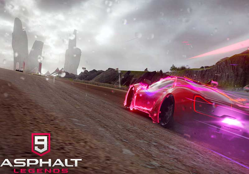 Asphalt 9 Legends First Update | Game Review | Sudip's Blog