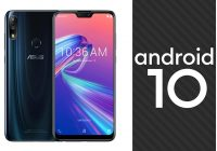 Android 10 Update on Asus